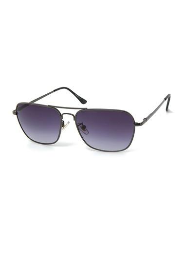 Di Caprio Güneş Gözlüğü Gümüş